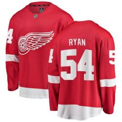 Bobby Ryan Detroit Red Wings Men's Fanatics Branded Red Breakaway Home Jersey