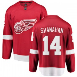 Brendan Shanahan Detroit Red Wings Men's Fanatics Branded Red Home Breakaway Jersey
